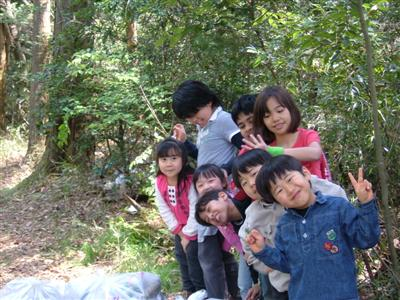 Earth Day at Tsukuba International School