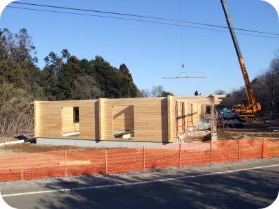 Tsukuba International School - New School Building Under Construction