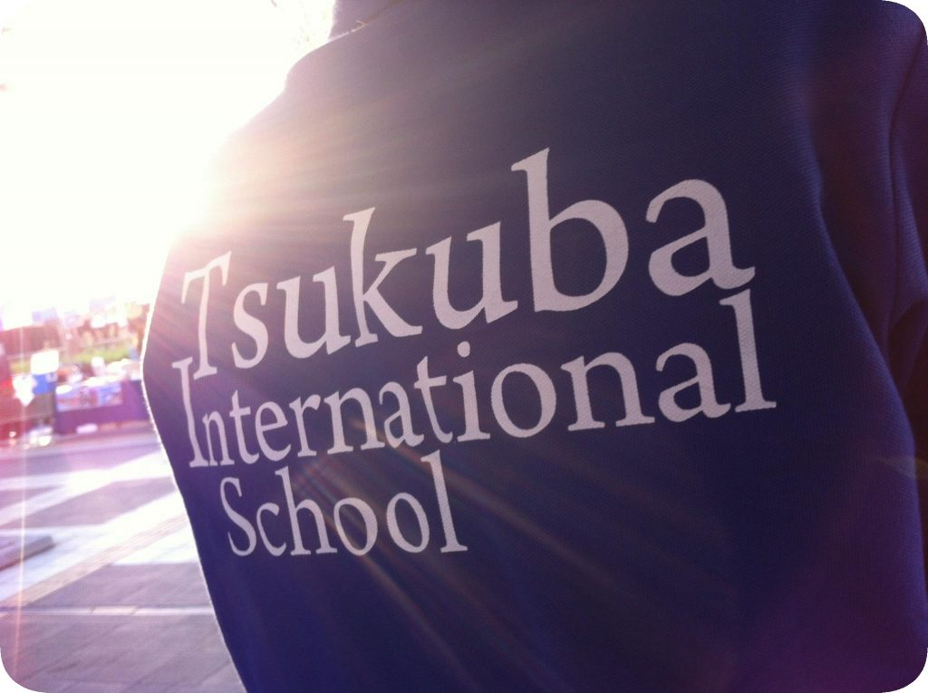 T-Shirt from Tsukuba International School